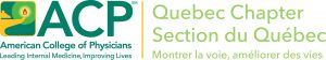 ACP Quebec Chapter logo
