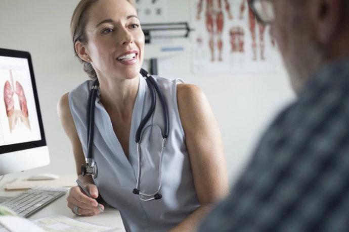 practising physician